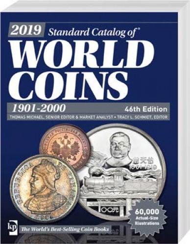 2019 Standard Catalog of World Coins 1901-2000