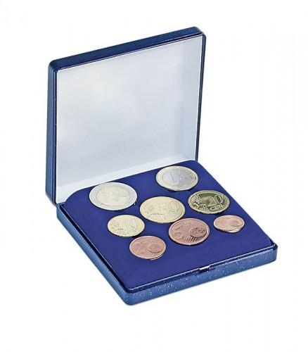 Münzen Etui für Euro-Kursmünzensatz