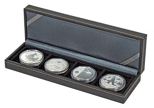 Münzen-Etui für 4 Münzen NERA S