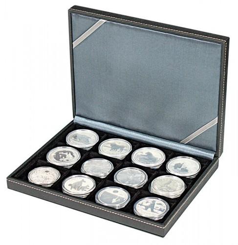 Münzen-Etui für 12 Münzen NERA XM