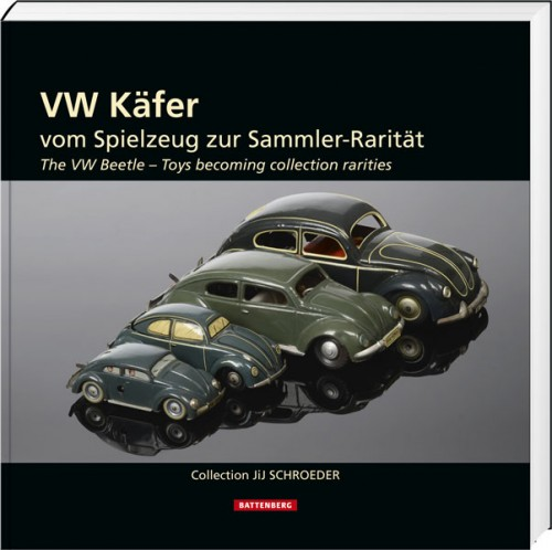 VW Käfer vom Spielzeug zur Sammler-Rarität