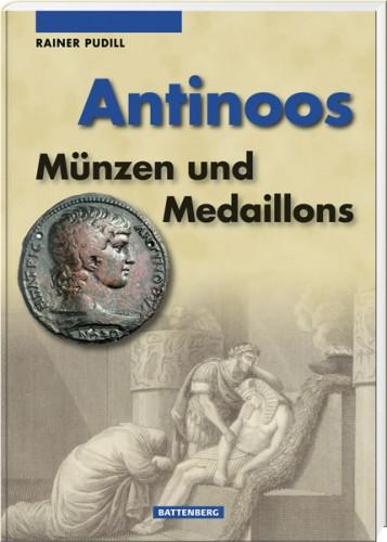 Antinoos Münzen und Medaillons