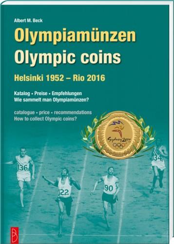 Olympiamünzen Helsinki 1952 - Rio 2016