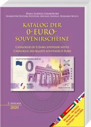 Katalog der 0-Euro-Scheine