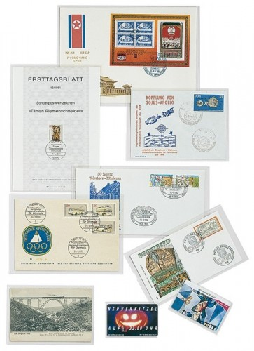 Schutzhüllen für Banknoten