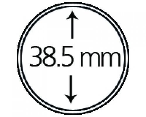 Münzendosen (Münzkapseln) 38.5 mm