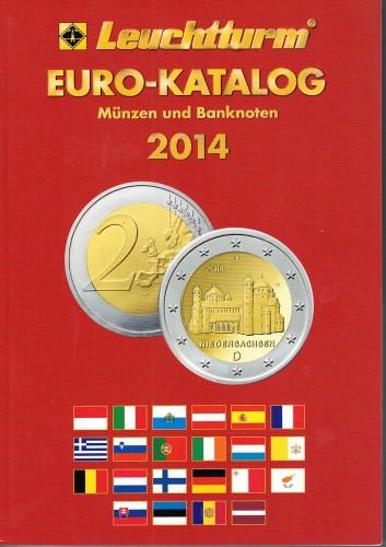 EURO-KATALOG 2014 (antiquarisch) Leuchtturm