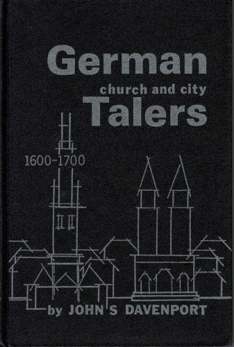 German church and city Talers 1600-1700 (antiquarisch)