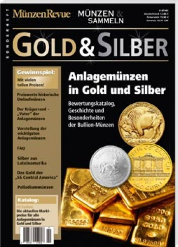 Sonderheft Gold & Silber