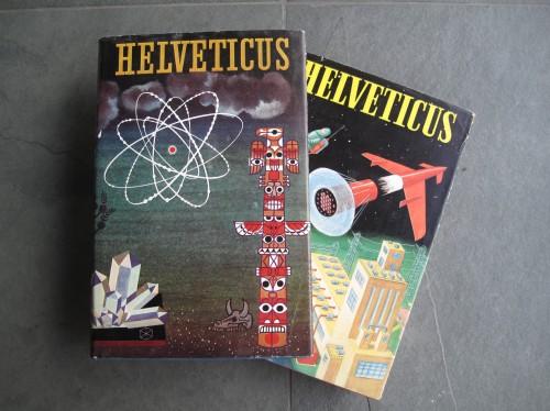 HELVETICUS Band 17 und 19