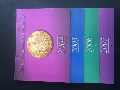Jahreskalender 2004/2005/2006/2007
