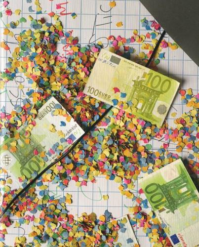 Annette Kelm - Geld (antiquarisch)
