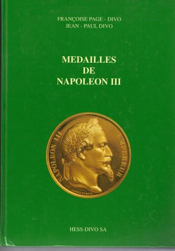 Médailles de Napoléon III