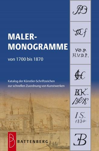 Maler-Monogramme von 1700 bis 1870