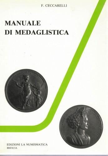 Manuale di medaglistica (antiquarisch)
