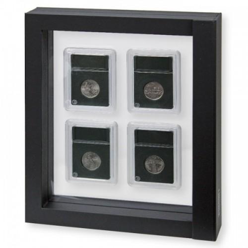NIMBUS 230, schwarz (230 x 180 x 25 mm)