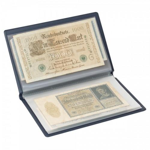 Taschenalbum für Banknoten