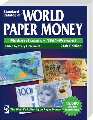 Standard Catalog of World Paper Money, Vol. 3, 1961 - Present