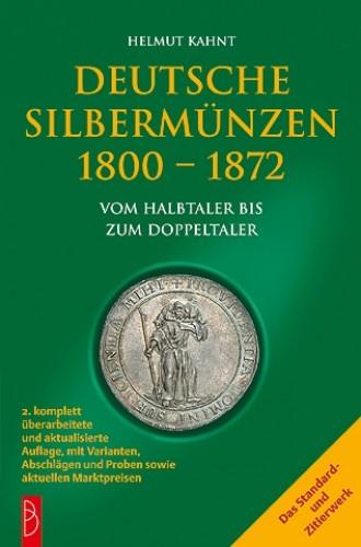 Deutsche Silbermünzen 1800-1872