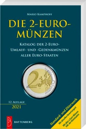 Die 2-Euro-Münzen