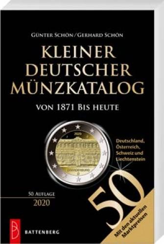 Kleiner Deutscher Münzkatalog von 1871 bis heute - Jubiläumsausgabe