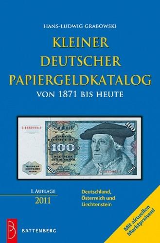 Kleiner deutscher Papiergeldkatalog