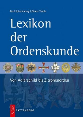 Lexikon der Ordenskunde