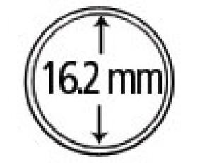 Münzendosen (Münzkapseln) 16.2 mm