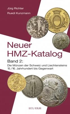 Neuer HMZ-Katalog Band 2