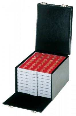 Münzenkoffer für 8 Münzboxen