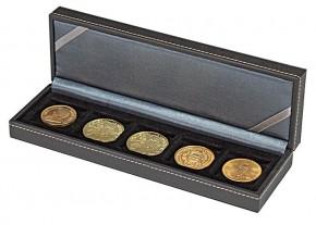 Münzen-Etui für 5 Münzen NERA S