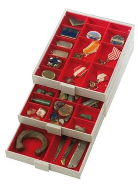 Münzenbox für Schätze und Kostbarkeiten