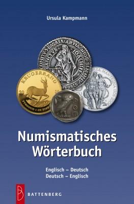 Numismatisches Wörterbuch Englisch - Deutsch / Deutsch - Englisch
