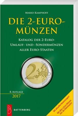 Die 2-Euro Münzen
