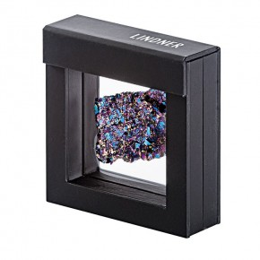 NIMBUS 70,  Präsentationsrahmen, schwarz (70 x 70 x 25 mm)
