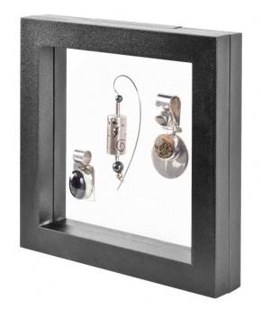 Nimbus Eco Sonderedition schwarz (100 x 100 x 24mm)