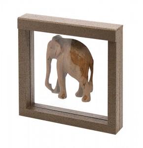NIMBUS 150, Holzdesign (150x150x25mm)