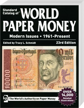 World Paper Money Modern Issues - 1961-Present