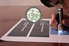 Mini Microscope 50-fache Vergrösserung
