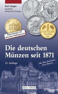 Die deutschen Münzen seit 1871