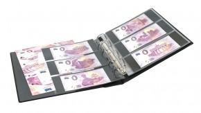 Sammelalbum für Euro-Souvenir (Publica M) inkl. 10 Folien