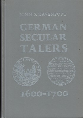 German Secular Talers 1600-1700 (antiquarisch)