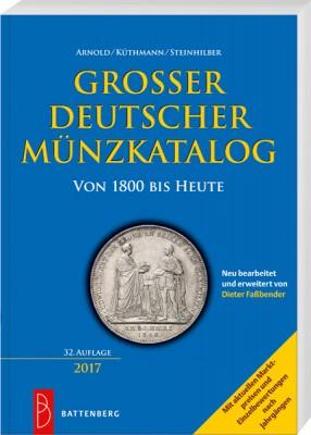 Grosser Deutscher Münzkatalog von 1800 bis heute