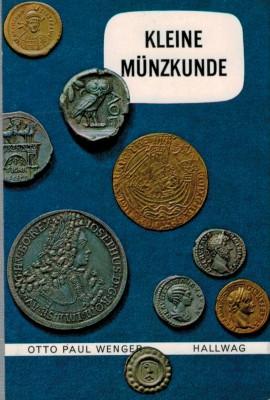 Kleine Münzkunde (antiquarisch)