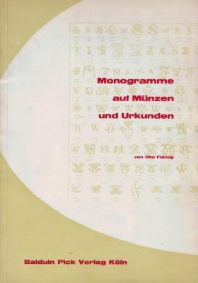 Monogramme auf Münzen und Urkunden (antiquarisch)