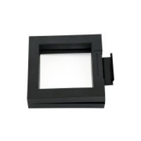 NIMBUS ECO 70, schwarz (70 x 70 x 25 mm)