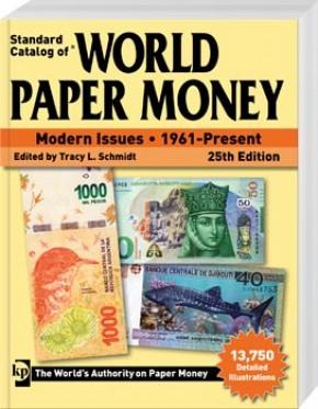 Standard Catalog of ®WORLD PAPER MONEY Vol. III: Modern Issues 1961-2019
