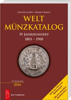 Weltmünzkatalog 19. Jahrhundert 1801-1900