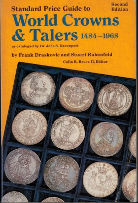 World Crowns & Talers 1484-1968 (antiquarisch)
