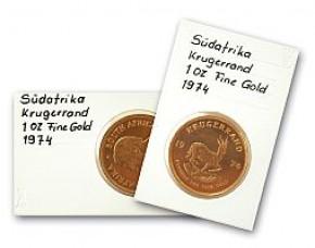 Rähmchen REBECK Coin L für Münzen bis 25 mm Durchmesser